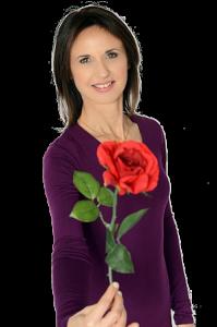 ורד כתר עם ורד בחדרי חווית הורד- להשתחרר מכאבי הצוואר, הכתפיים והשכמות